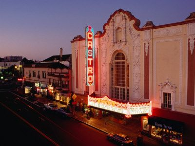 Amazing movie theater a historic landmark just minutes from the apartment