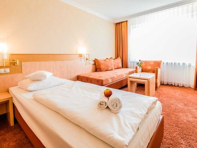 Photo for Single Premium Hofseite - Hotel An der Linah