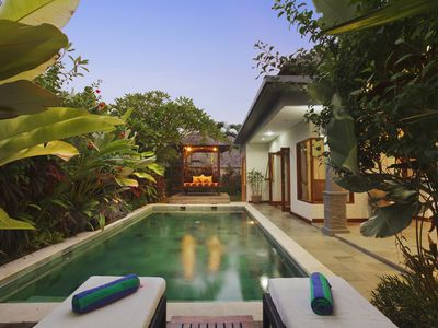 Photo for 2 Bedroom Private Villa Near Pererenan Beach, Canggu;