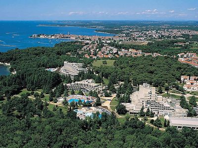 Photo for 2 bedroom Apartment, sleeps 6 in Poreč with Pool, Air Con and WiFi