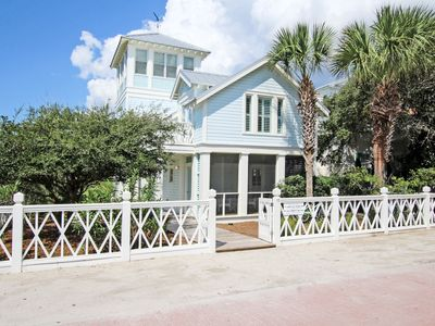 Photo for Happy House- 100' to the Beach! Gulf Views! Amazing Location!- Seaside, Fl.