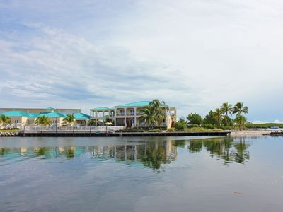 View of the Condominiums and Clubhouse from the Atlantic Ocean