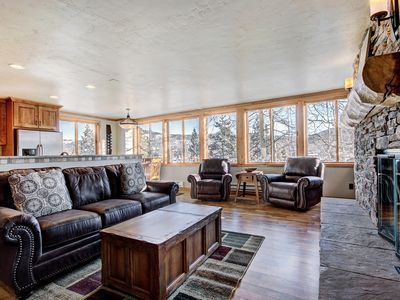 Photo for Walk to the Gondola and Main St. Breckenridge in this Gorgeous Remodeled Condo