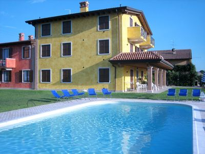 Photo for 2BR Apartment Vacation Rental in Lazise, Gardasee