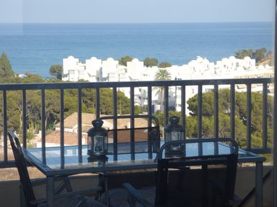 Photo for Apartment with sea views in Villajoyosa