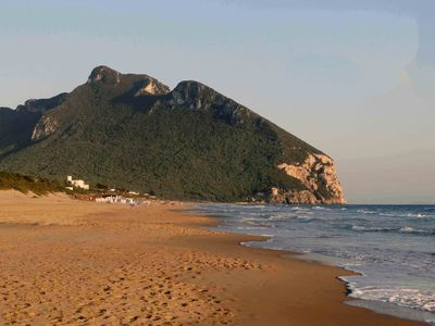 Photo for Mezzomonte Holiday House just 3 km from the beautiful dunes of Sabaudia