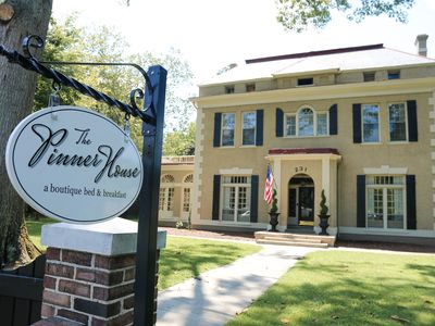 Photo for Stunning Boutique Bed and Breakfast - Dogwood Suite