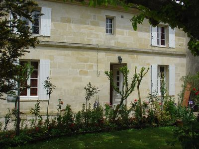 Photo for 2BR House Vacation Rental in LUSSAC