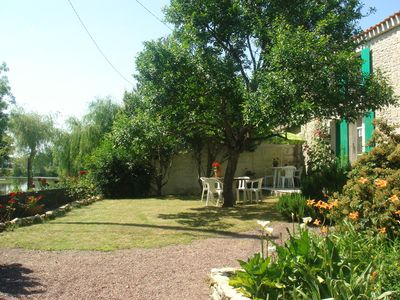 Photo for Holiday house in the heart of the Marais Poitevin