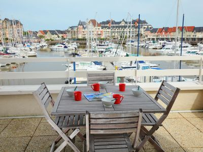 Photo for Apartment Quai sud  in Cabourg, Normandy - 6 persons, 3 bedrooms