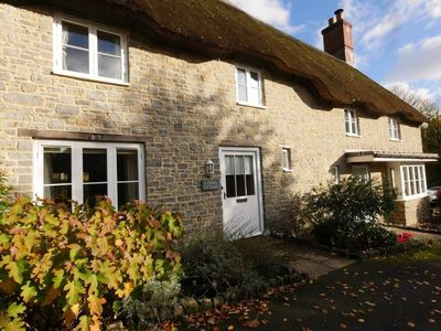Photo for Thatched Cottage, West Dorset