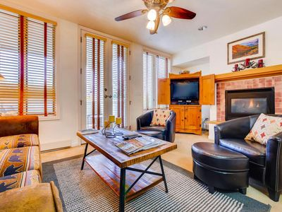 Photo for Mountain View Condo Walking distance to Skiing!! #1004