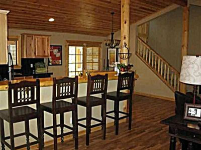 Photo for ***CUTE COZY CABIN IN THE PINES***PET FRIENDLY**FENCED YARD***
