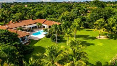 Photo for Luxury at its best! Chef, Butler/Waiter & Maid, Golf Cart, Pool & Jacuzzi