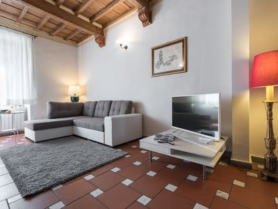 Photo for In the center of Florence with Internet, Air conditioning, Washing machine (693553)