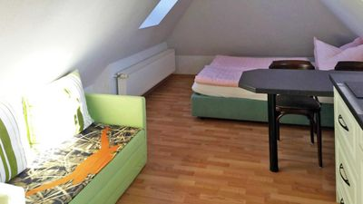 Photo for Double room with kitchen - small pension in Born
