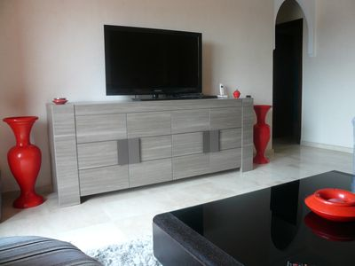 Photo for in Marrakech rented furnished comfortable apartment near downtown