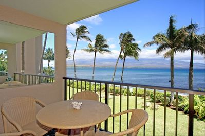Enjoy your Lanai!