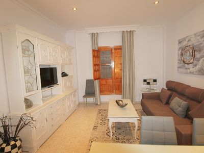 Photo for RECOLETAS APARTMENT. Bright house, very cozy, simple and comfortable