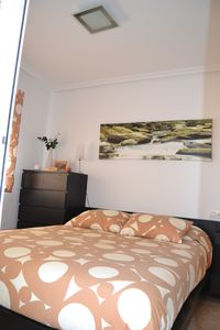 Photo for Beautiful apartment with two rooms between the Mediterranean Sea and the Lesser Sea