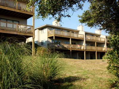 Photo for Pelican Sunset: 3 BR / 2 BA condo in Caswell Beach, Sleeps 6
