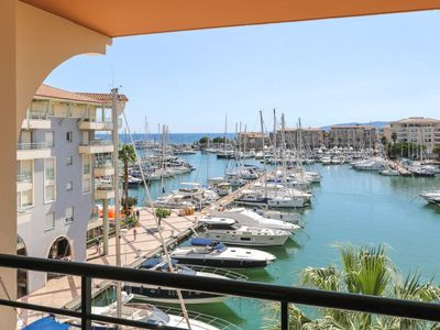 Photo for Apartment Bleu Marine in Fréjus - 6 persons, 2 bedrooms