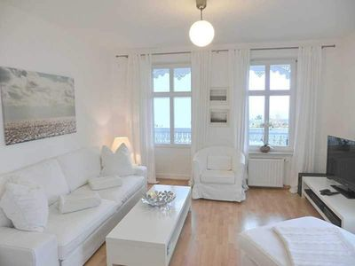 Photo for Apartment 5 - Sassnitz - Apartments in bath villa with Baltic Sea view