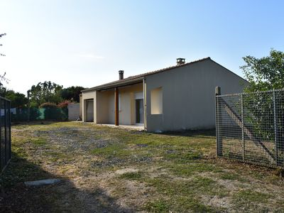 Photo for detached house on the island of Oleron, near beach, large fenced.