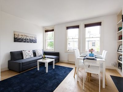 Photo for The Homey West Kensington Apartment - KDY