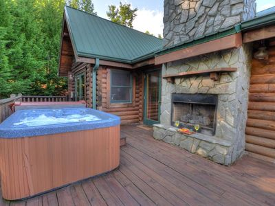 Photo for Nantahala Gorgeous-Watershed Cabins-Nice View