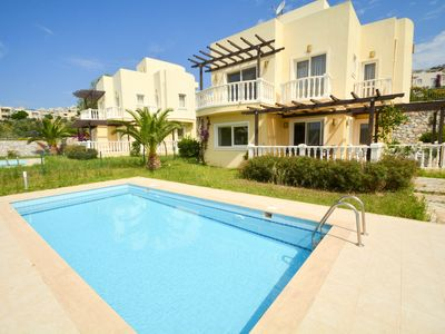 Photo for A9 Bodrum Flamingo 3 Bedroom Triplex Villa with Private Pool
