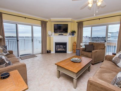 Photo for Near Boardwalk! Big Luxury Condo w/ Pool, Free Wi-Fi, & Great Sunsets!