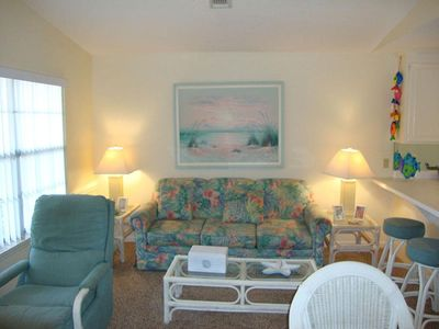 Photo for 1-Bed Condo Just Steps from the Sand!
