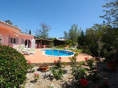 Photo for Villa with private pool walking distance to amenities, short drive to beaches