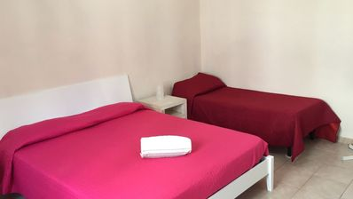 Photo for Galeso holiday home near the central station for short periods,