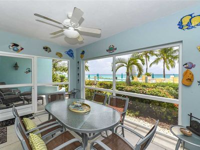 Oceanfront unit perfect for a couples-only getaway! | Beachfront Condo #21