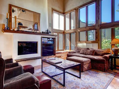 Photo for Luxury Penthouse Condo in Mtn Village Core, Walk to Ski Lifts: Shirana Penthouse