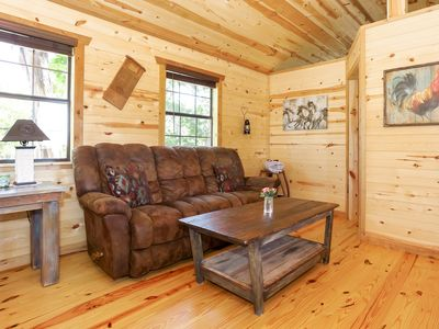 Photo for God's Country Cabin- Faith I Country Retreat