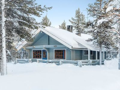 Photo for Vacation home Keromaja in Inari - 9 persons, 3 bedrooms