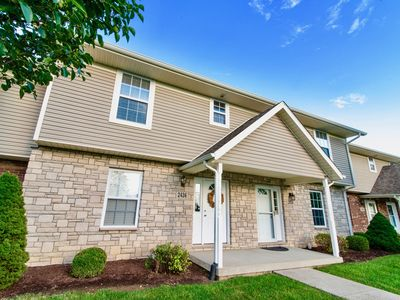 Photo for Home Sweet Condo - Short distance from IU