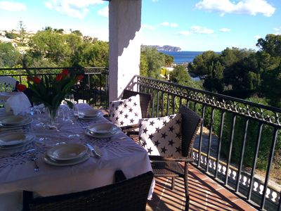 Photo for HOUSE PINETA: magnificent villa for 12 people only 100 meters from the sea