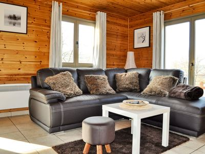 Photo for Lovely apartment for 8 guests with WIFI, TV, balcony and parking