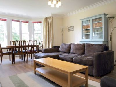 Photo for 3BR Apartment Vacation Rental in Edinburgh