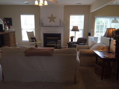 Photo for Beautifully furnished in quiet neighborhood located in southeast Charlotte.