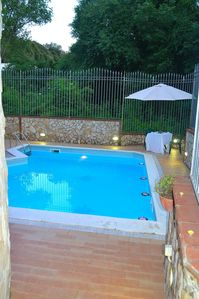 Photo for the gardens of capodimonte with swimming pool and wi-fi