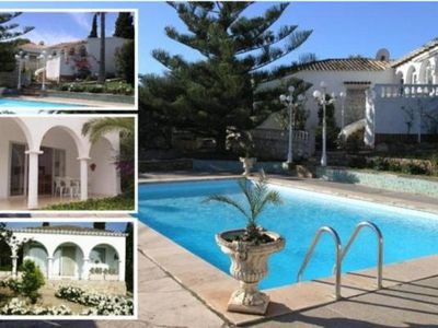 Photo for Holiday house Cala Romantica for 2 - 10 persons with 5 bedrooms - Holiday house