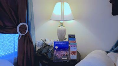 Liebe Guest Suite - Travel Booklets and Maps
