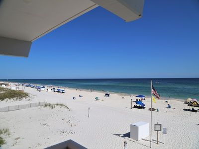 Photo for Unmatched Gulf Views! Harbor House B4 ~ Gulf Front/Free Wifi ~ Remodeled Shower! by GulfsandsRentals
