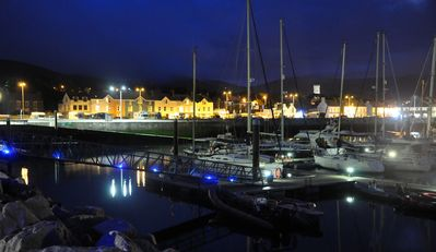 Harbour Haven, At The centre of beautiful Dingle town.