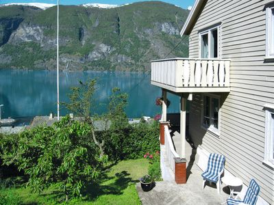 Photo for Apartment Ferienwohnung (FJS379) in Sognefjord, Nordfjord, Sunnfjord - 5 persons, 3 bedrooms